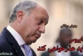جنبش وبلاگی فابیوس باید عذرخواهی کند
