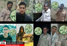 تروریست ها با به شهادت رساندن مرزبانان ایرانی کارنامه خود را سیاه تر از قبل کردند